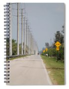 East Bound And Down Spiral Notebook