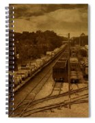 East Bound Spiral Notebook