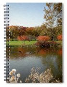 East Coast Autumn Spiral Notebook
