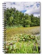 East Cramlington Nature Reserve Spiral Notebook