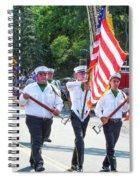 East Durham Volunteer Fire Company Inc 1 Spiral Notebook