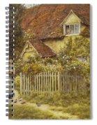 East End Farm Moss Lane Pinner Spiral Notebook