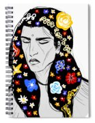 East Of Peace Spiral Notebook
