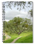 East Ridge Trail -  Spring Spiral Notebook