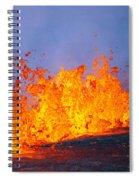 East Rift Zone Spiral Notebook