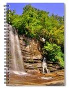 Eastatoe Falls/twin Falls 2 Spiral Notebook