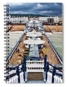 Eastbourne Pier Spiral Notebook