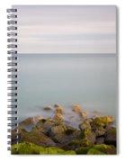 Eastbourne Sovereign Harbour Spiral Notebook