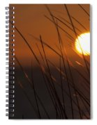 Easter Beach Part 4 Spiral Notebook