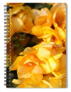 Easter Beauties Spiral Notebook