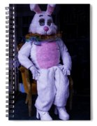 Easter Bunny Costume  Spiral Notebook