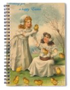 Easter Day  Spiral Notebook