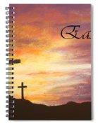 Easter Spiral Notebook