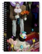 Easter Parade Visit Spiral Notebook