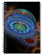 Easter Spiral Notebook