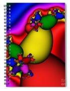 Easter Potatoes 207 Spiral Notebook
