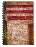 Easter Rising Spiral Notebook