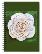 Easter Rose Spiral Notebook