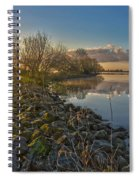 Easter Sunrise Spiral Notebook