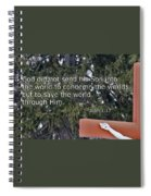 Easter Thoughts Spiral Notebook