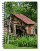 Eastern College - Water Mill Spiral Notebook