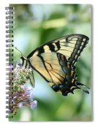 Eastern Tiger Swallowtail 2 Spiral Notebook