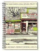 Eastside Market Spiral Notebook