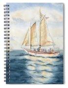 Eastwind Spiral Notebook
