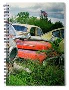 Easy Fix Spiral Notebook