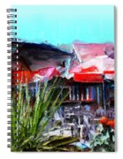 Eat At Joe's Spiral Notebook