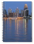 Ebb And Flow Of Louisville Spiral Notebook