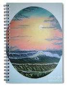 Ebb Tide Spiral Notebook