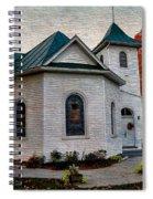Ebenezer United Methodist Church Spiral Notebook