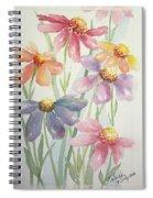 Echinacea Cheyenne Spirit Spiral Notebook