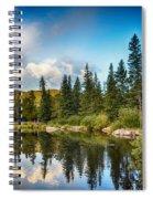 Echo Lake 2 Spiral Notebook