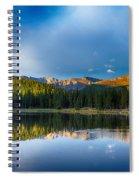 Echo Lake 4 Spiral Notebook