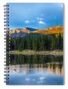 Echo Lake 5 Spiral Notebook