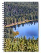 Echo Lake 7 Spiral Notebook