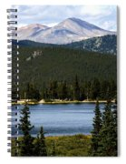 Echo Lake Colorado Spiral Notebook