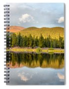 Echo Lake Painterly 1 Spiral Notebook