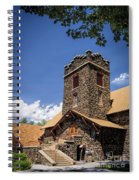 Eckert Colorado Presbyterian Church Spiral Notebook