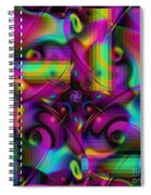 Eclectic Spiral Notebook