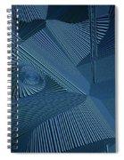 Ecnedifnoc Spiral Notebook