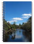 Econlockhatchee River Spiral Notebook