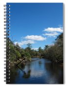 Econlockhatchee River Spiral Notebook