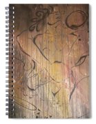 Ecstacy Spiral Notebook