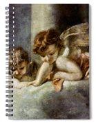 Ecstacy Of Saint Theresa Spiral Notebook