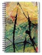 Ecstasy II Spiral Notebook