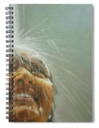 Ecstasy Spiral Notebook