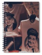 Ed And Ralphie Boy Spiral Notebook
